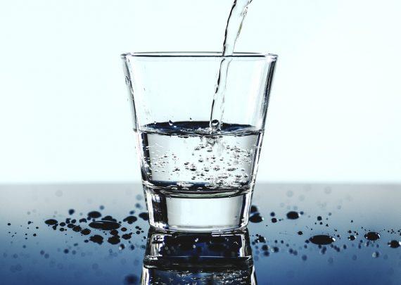Pijme, voda je základ