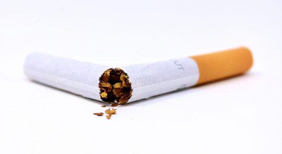 krok kouření