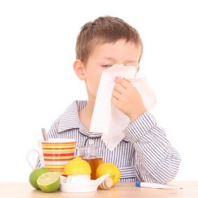 Jak zvládat běžné infekční nemoci