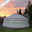 Léčba jurtou – zdravé bydlení v souladu s přírodou