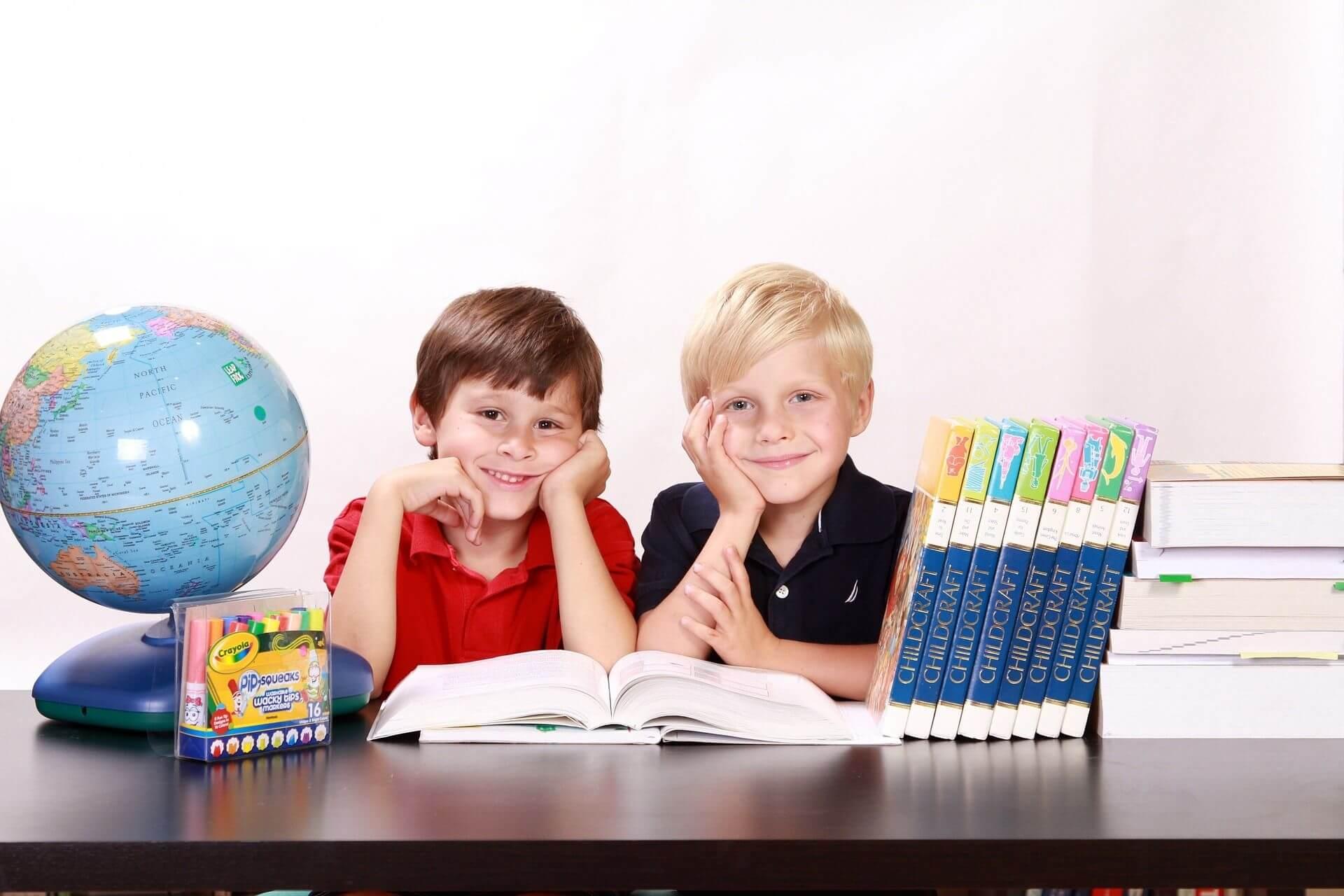 5 tipů jak dětem usnadnit nástup do školy