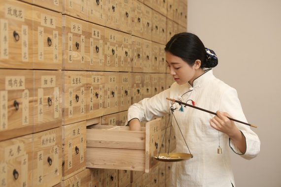 Méně známé rostliny tradiční čínské medicíny