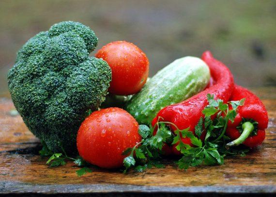 Zelenina, jako čistý základ našeho jídelníčku