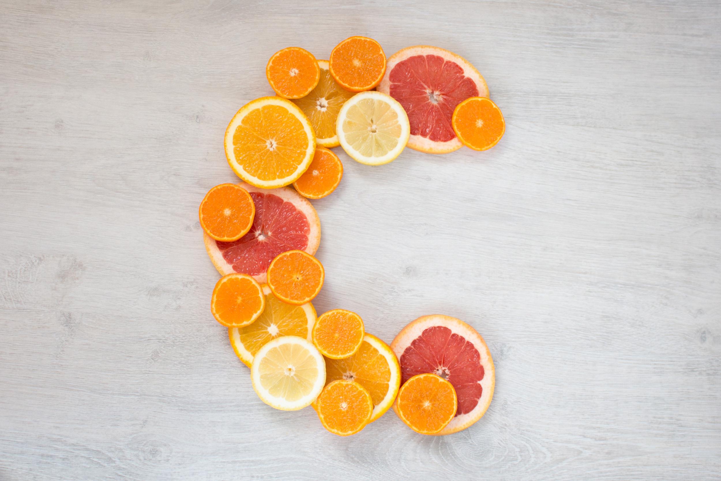 Všudypřítomný vitamin C